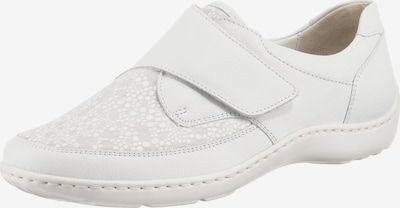 WALDLÄUFER Slipper in weiß, Produktansicht