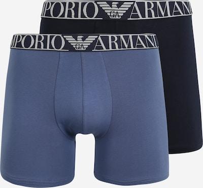 Emporio Armani Boxershorts in de kleur Duifblauw / Donkerblauw, Productweergave