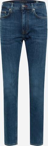 TOMMY HILFIGER Jeans 'CORE SLIM BLEECKER O' in Blau