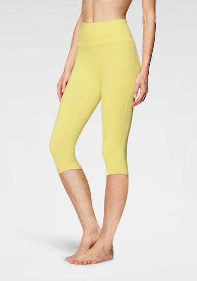 LASCANA Caprileggings in gelb, Modelansicht
