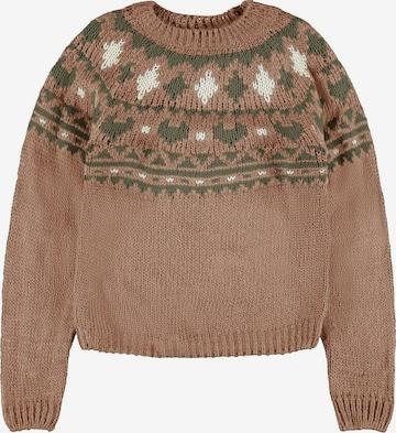 brūns NAME IT Džemperis