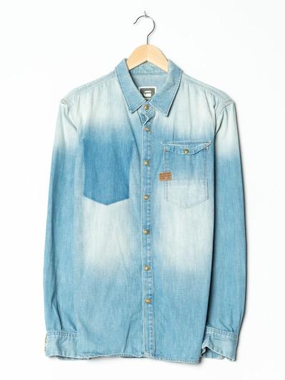 G-Star RAW Jeanshemd in XL in pastellblau, Produktansicht
