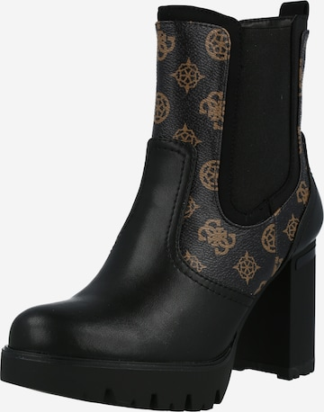 GUESS Ankle Boots 'SABINA' in Black