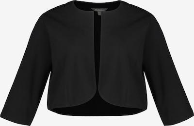 Ulla Popken Bolero in schwarz, Produktansicht