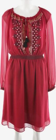 ALTUZARRA Kleid in XS in dunkelrot, Produktansicht