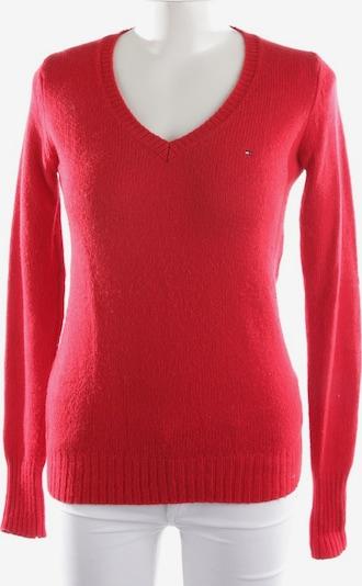 TOMMY HILFIGER Pullover / Strickjacke in S in rot, Produktansicht