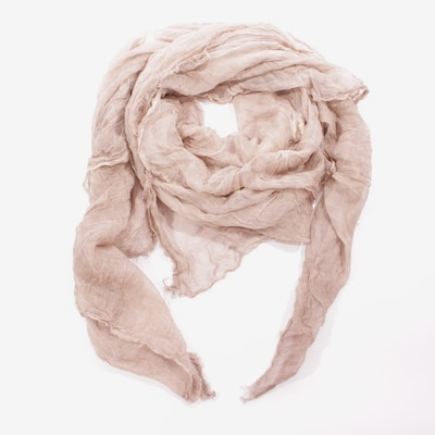 Faliero Sarti Scarf & Wrap in One size in Nude / White, Item view