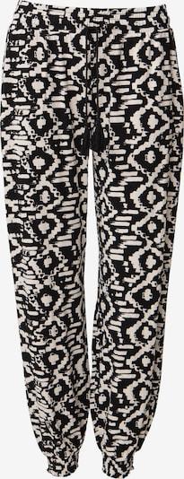 Indiska Pantalon harem 'RADHAA' en noir / blanc, Vue avec produit