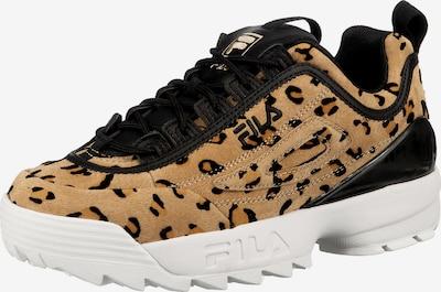 FILA Sneaker 'Disruptor Premium' in braun / schwarz, Produktansicht