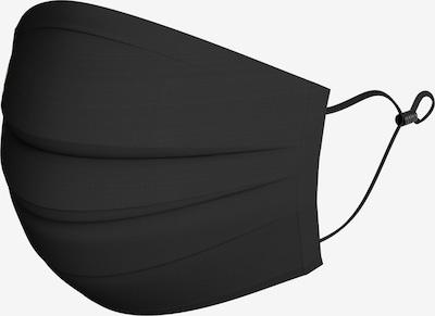Massi Morino Schutzmaske in schwarz, Produktansicht
