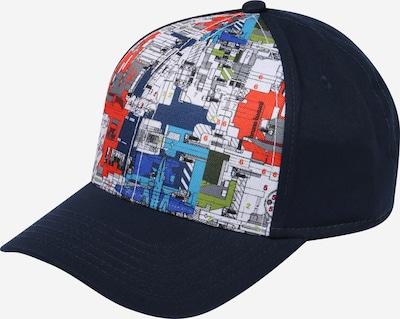 BRUNO BANANI Cap in navy / mischfarben, Produktansicht
