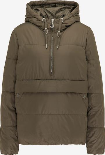 DreiMaster Vintage Winterjacke in khaki, Produktansicht
