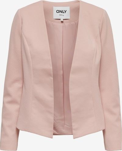 ONLY Kurzer Blazer in rosa, Produktansicht