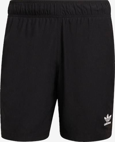 ADIDAS ORIGINALS Zwemshorts in de kleur Zwart / Wit, Productweergave