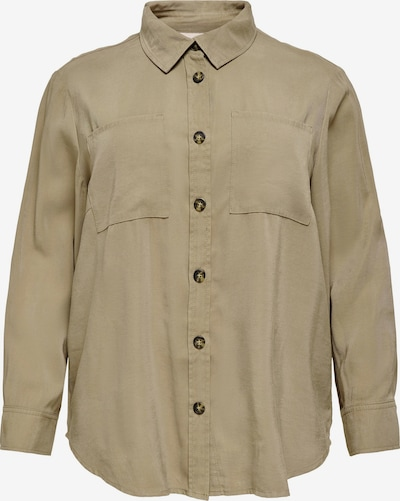 ONLY Carmakoma Bluse 'Ariso' in beige, Produktansicht