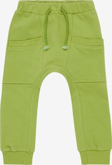 Sense Organics Hose 'ASKO' in grün, Produktansicht