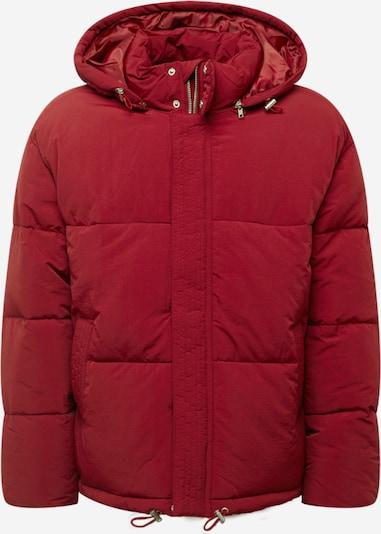 Mennace Zimska jakna 'HENNESSEY' u burgund, Pregled proizvoda