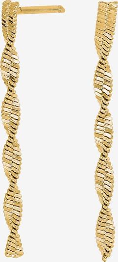 Nordahl Jewellery Oorbellen 'LUX52' in de kleur Goud, Productweergave