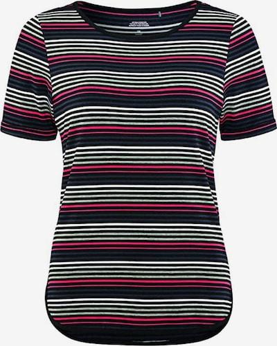 SCHNEIDER Tshirt ' FELICIAW ' in rosa / schwarz / weiß, Produktansicht