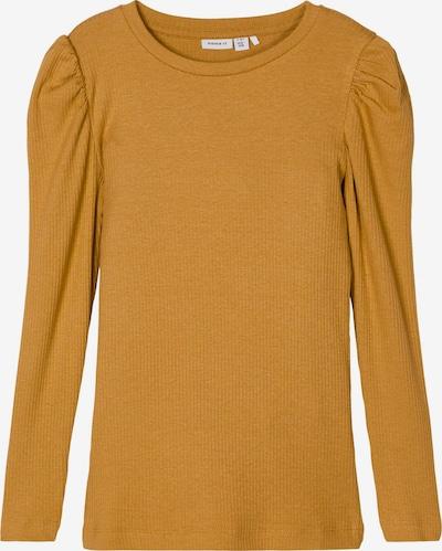 Tricou 'KABEXI' NAME IT pe galben muștar, Vizualizare produs