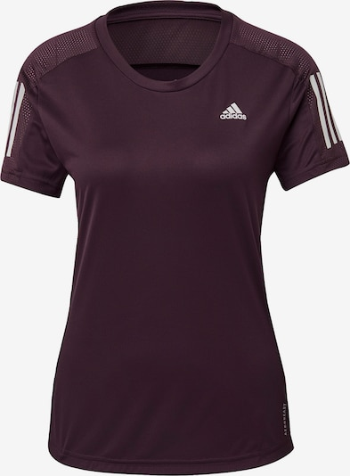 ADIDAS PERFORMANCE T-Shirt in lila, Produktansicht