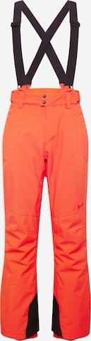 Pantalon outdoor PROTEST en orange