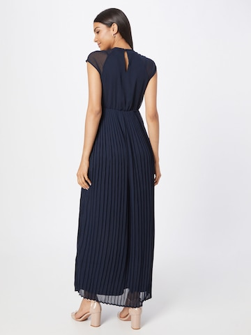 VILA Evening Dress 'Kalina' in Blue