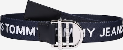 Tommy Jeans Belt in Navy / White, Item view
