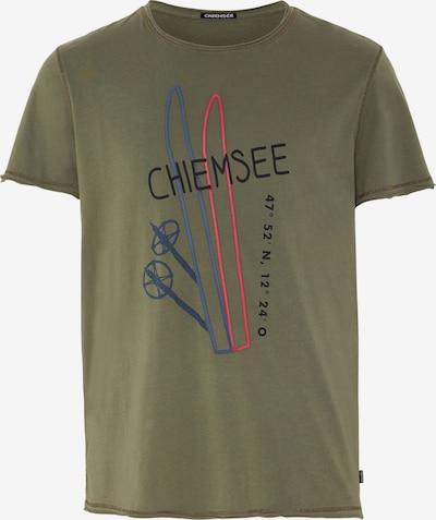 CHIEMSEE Koszulka funkcyjna 'HIMALCHULI' w kolorze oliwkowy / mieszane kolorym, Podgląd produktu