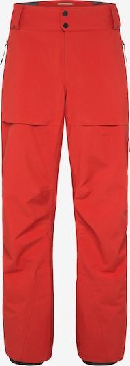 PYUA Outdoorbroek in de kleur Rood, Productweergave