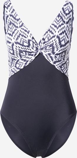 Dorina Jednodijelni kupaći kostim u crna / bijela, Pregled proizvoda