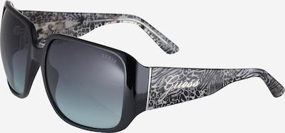 GUESS Okulary przeciwsłoneczne w kolorze szary / czarnym, Podgląd produktu