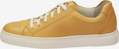 SIOUX Sneaker ' Tils Sneaker-D 001 ' in gelb, Produktansicht