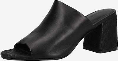 BRONX Pantolette in schwarz, Produktansicht