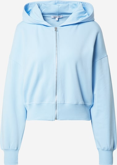 ABOUT YOU Sweat jacket 'Rea' in light blue, Item view