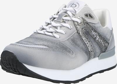 Sneaker low 'Safia Revo' bugatti pe gri metalic / gri argintiu / alb, Vizualizare produs