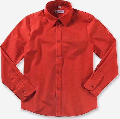 WEISE Hemd in hellrot, Produktansicht