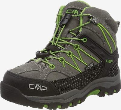 CMP Wanderschuh 'Rigel' in dunkelgrau / hellgrün / schwarz, Produktansicht