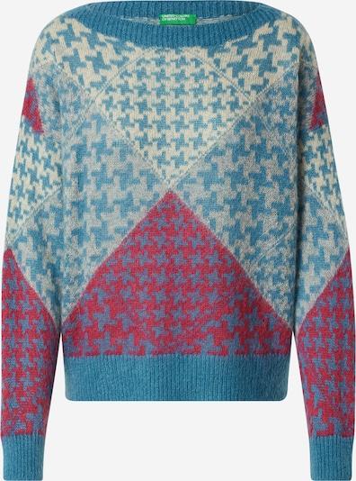 UNITED COLORS OF BENETTON Pullover in mischfarben, Produktansicht