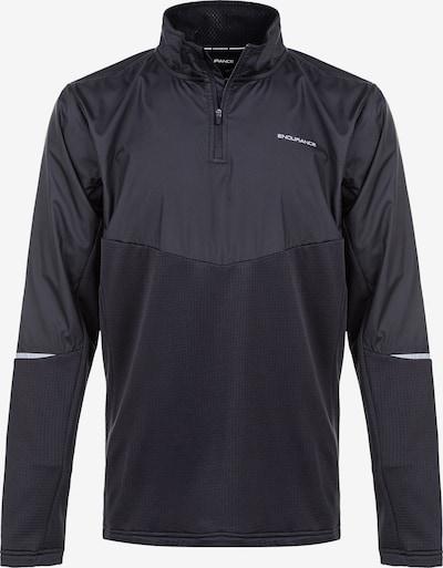 ENDURANCE Funktionsshirt 'HINCKER M Midlayer Windbreaker' in schwarz, Produktansicht