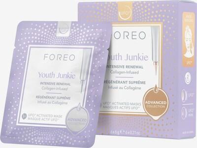 Foreo Maske 'Youth Junkie' in weiß, Produktansicht