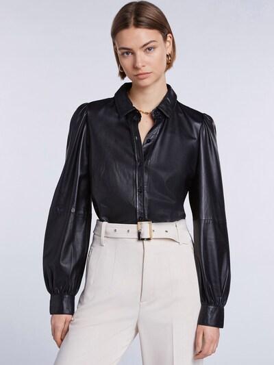 SET Blouse in de kleur Zwart, Modelweergave