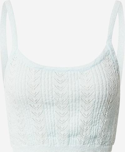 Cotton On Tops en tricot 'PARTNERS IN POINTELLE CAMI' en bleu clair, Vue avec produit
