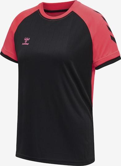 Hummel Functioneel shirt in de kleur Pink / Zwart, Productweergave