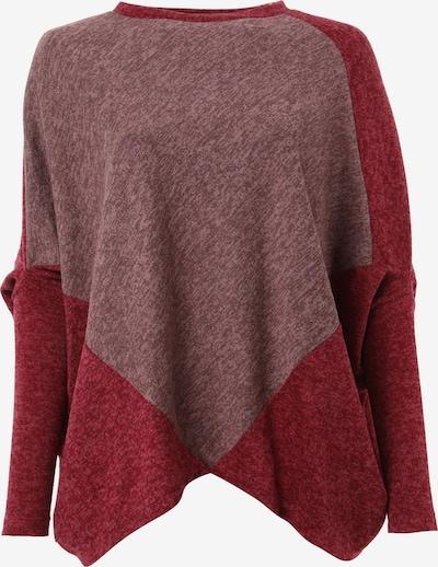 Madam-T Bluse 'EMMANA' in rot, Produktansicht