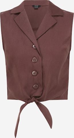 OVS Bluse i brun