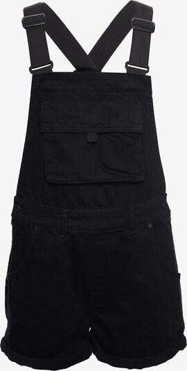 Superdry Latzhose in schwarz, Produktansicht