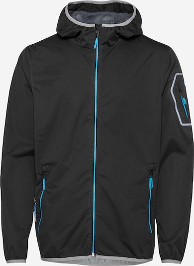 KILLTEC Športová bunda 'Trin' - tyrkysová / sivá / antracitová, Produkt