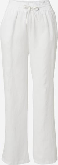 Gina Tricot Pantalon 'Disa' en blanc cassé, Vue avec produit