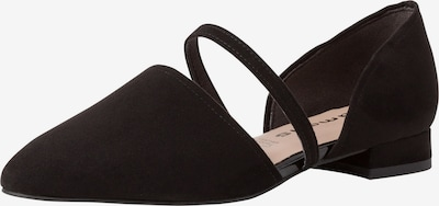 TAMARIS Strap ballerina in Black, Item view